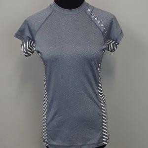 Rip curl Logo exercise shirt size large